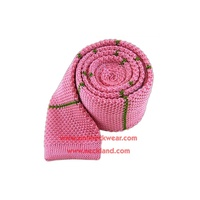 Knitted Silk High-End Men's Ties
