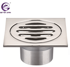 Hot selling brass floor drain bathroom shower drain grate