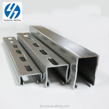 Professional Galvanized Steel Strut C Channel