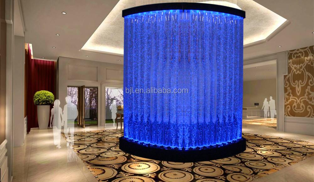 Led wedding room divider curtain wall decor meeting