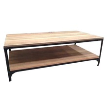 Industrial Coffee Table Made By Moodlinesindo Jepara Furniture ( Only For Serious Buyer )