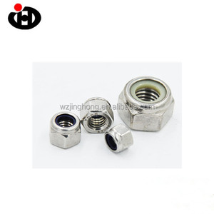 High Quality Fastener Capped Locking Nut DIN985 Stainless Steel Nylon Insert Lock Nut Special Nuts