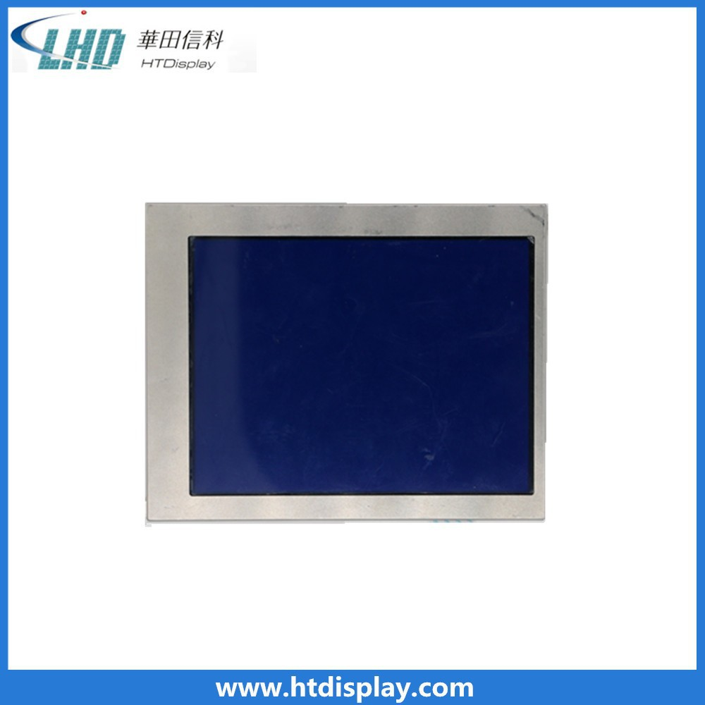 high quality blue background graphic LCD module