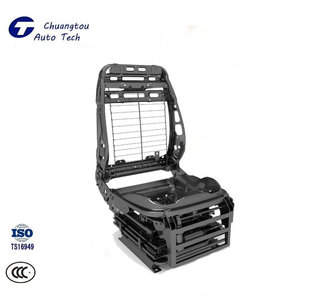 Power Steel Frame Car Seats Frame Adjustable Car Seat Frame For Suv ...