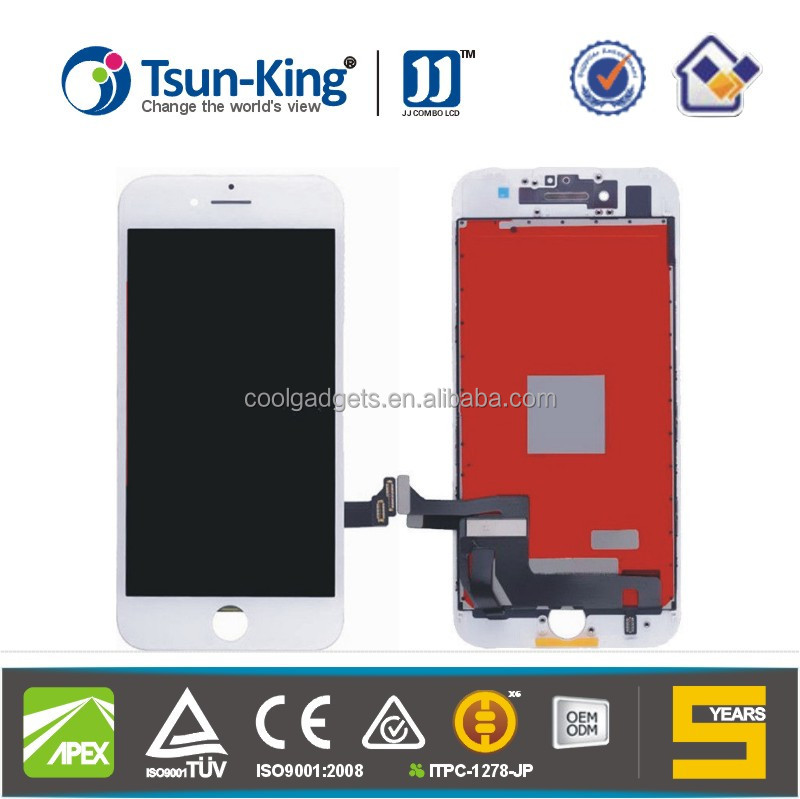 Tsun-King LCD Screen And Digitizer Display Assembly Replacement For manzana 7 Plus (A1660, A1778)