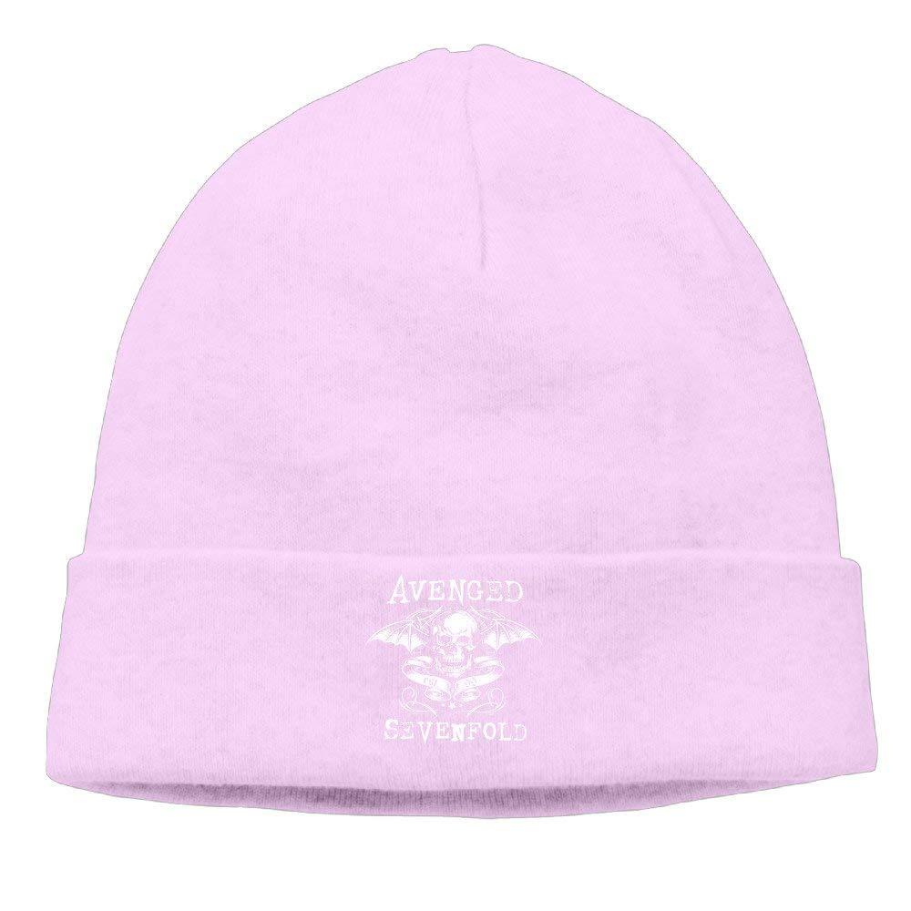 acf581484e5 Get Quotations · Avenged Sevenfold Cap Cool Beanie Beanie Hat