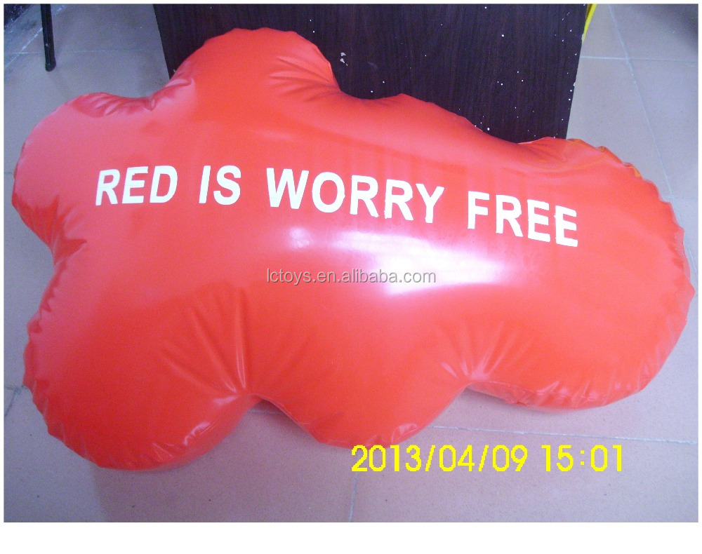 Advertising Inflatable custom model/custom made inflatables cloud