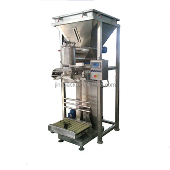Milk powder packaging machine top open bag packing machine
