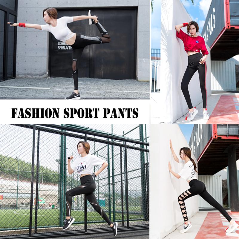 חדש אופנה בגדי מפעל סיטונאי אמצע מותניים בתוספת קטיפה עבה מכנסיים חמים כותנה צועד לנשים