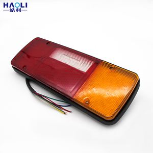 92LED Iron trailer light board 12v/24v Tail Light trailer light kit
