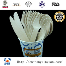 Food Grade Disposable Wooden Other Tableware Type