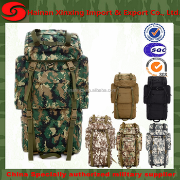 Tactical Military bag MOLLE Assault Backpack Pack   Modular Attachments 50L  Large Waterproof Bag Rucksack Outdoor 567fdf7dd1a9e