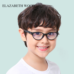 New Model Kids Computer Eyewear Frame Glasses with Anti Radiation Lens