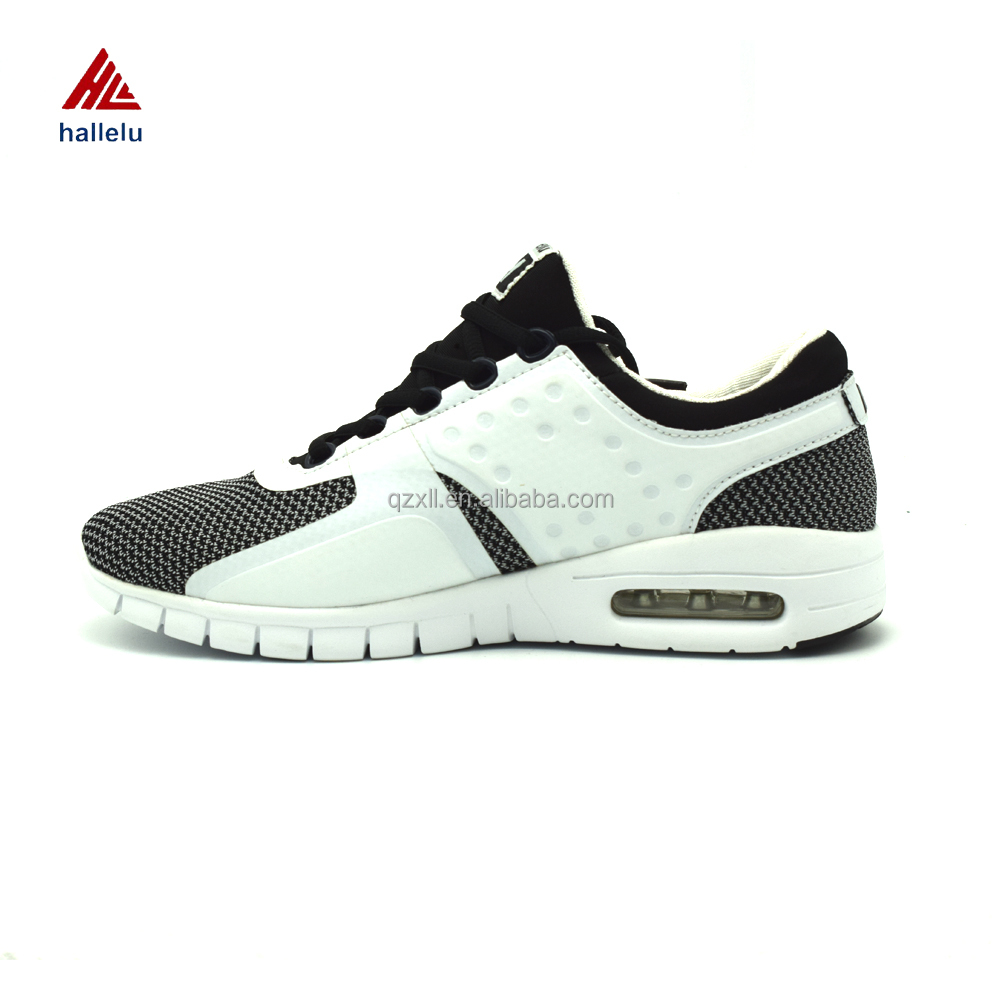 New Design Running Shoes Uppers Men Summer Light Weight Breathable Air Mesh Flat Casual Shoes Uppers Zapatillas Hombre