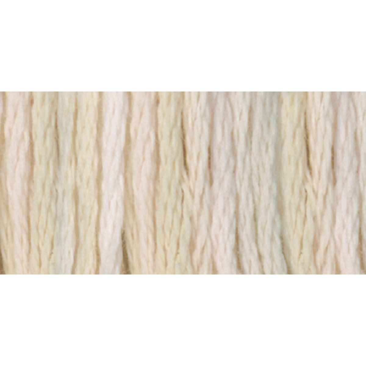 DMC 417F-4150 Color Variations Six Strand Embroidery Floss, 8.7-Yard, Desert Sand