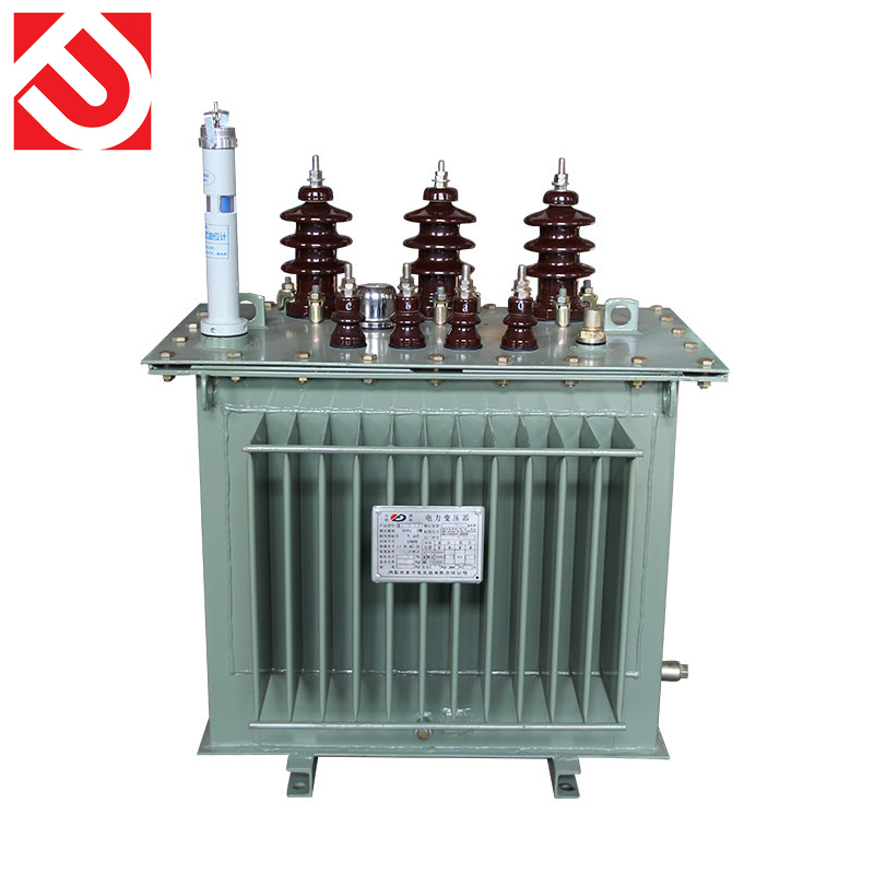 Customer Winding Coil Structure Three Phrase And Power Usage Power Transformer 30Kva 11Kv 10Kv