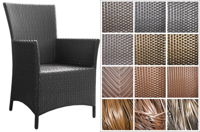 Philippines Synthetic Rattan Philippines Synthetic Rattan