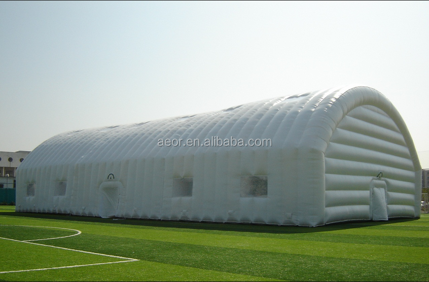 pvc material inflatable large event tents for sale/inflatable big tent for events and parties