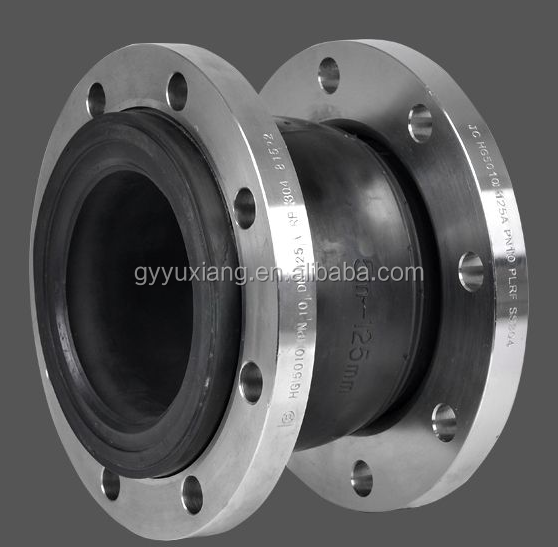 Bellow Pipe Flexible Accordion Rubber Expansion Joint Price