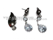E&N new design zircon jewelry