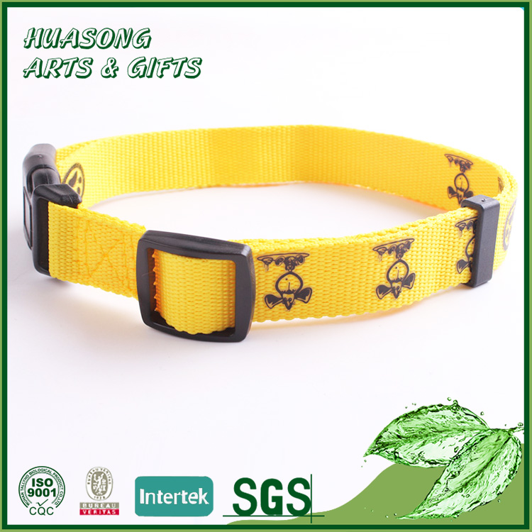Discount Quality Polyester Dog Collar