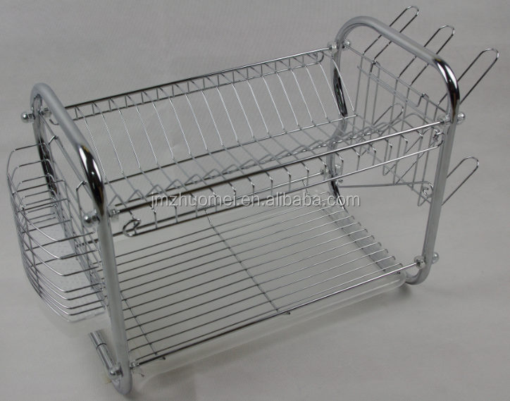 household stainless steel table dish drying racks