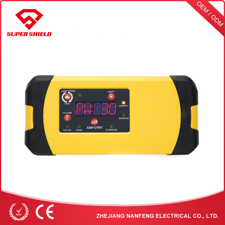 NANFENG Looking For Agents To Distribute Our Products 13500 Mah 12V/24V Multi-Function Jump Starter