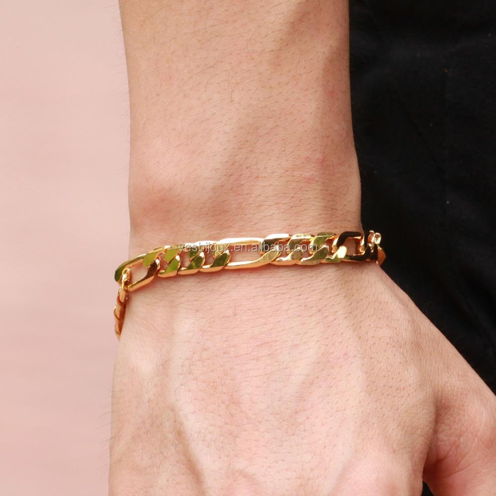 99dfef17bd4af China 18k solid gold bracelet wholesale 🇨🇳 - Alibaba