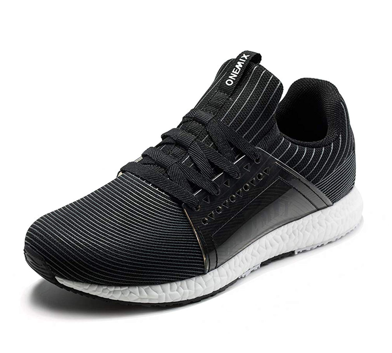 feb7a4bed19 UB-ONEMIX Unisex Lightweight Running Shoes Cool Sneakers Walking Jogging Shoes  9.5 D(M