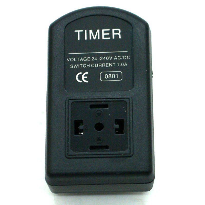 Made in China Magnetventil Timer