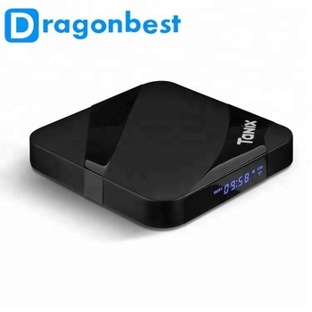 Android 7.1 tv box TX3 MAX S905W 2g 16g android tv box con BT 4.1 smart set top box HDD player