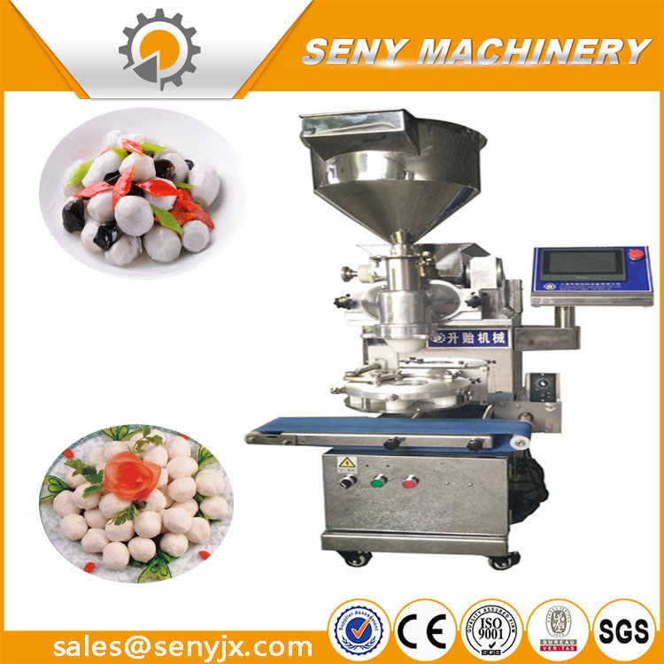 Super quality promotional fish cake making machine