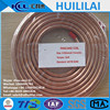 Air Condition Or Refrigerator Application and Pancake Coil Copper Pipe Type refrigeration copper tube