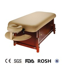 New Kaiser-Flat /Height adjustable Massage Bed/Stationary Thai Massage bed