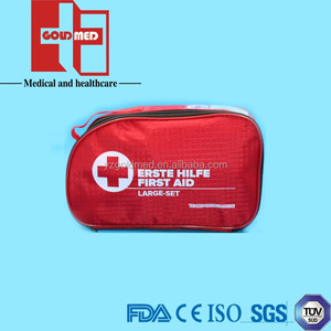 Custom first aid kit for car/home first aid kit