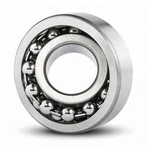 stainless steel carbon steel radial ball bearing 6202 35x16x11 bearing