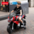RASTAR kid ride on toy chinese sale price BMW mini electric motorcycle
