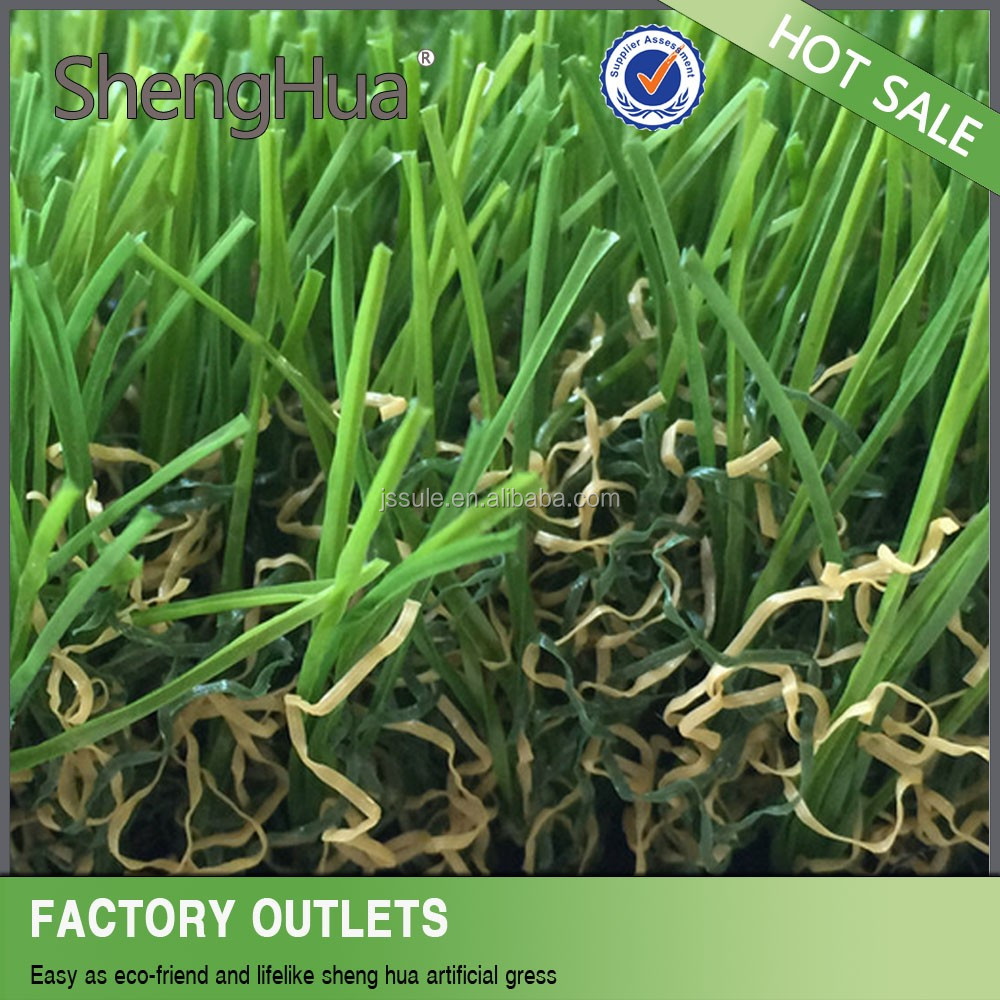 Heavy duty cheap high quality cost of fake grass