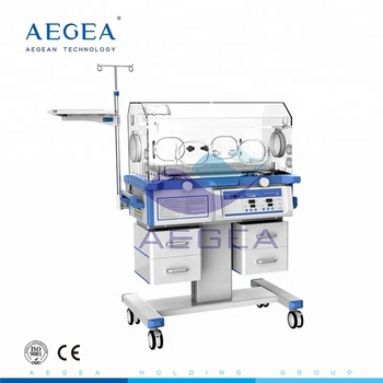 AG-IIR001C Factory price Healthcare baby care hospital infant incubator for babies for sale
