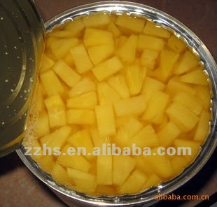 pineapple export