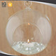 Glass Hanging Round Ball Air Plant Terrarium/Hanging Votive Candle Holder