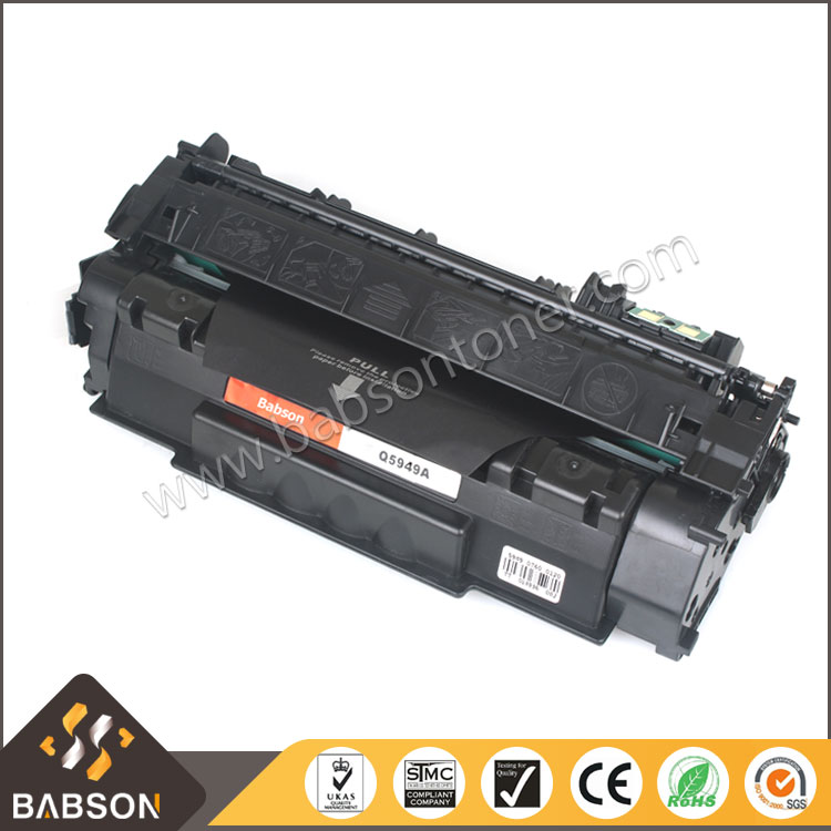 Wholesale Printer toner cartridge for HP Q5949A laser toner