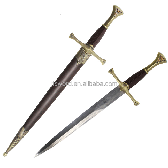 nice bronze Replica Movie gifts swords