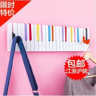 Minimalist modern creative new home decorative wall hook hangers Coat Hooks American fashion personality