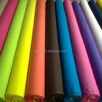 make to order TC poplin 65/35 133*72 Plain dyed fabric