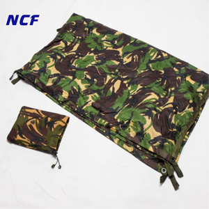 Sun Resistant Military Waterproof Patterned PVC Tarpaulin Roll Camouflage Tarps for Outdoor Camping