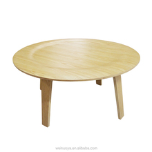 Wooden design moroccan coffee table living room modern side table