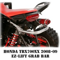 EZ_LIFT Grab Bar allows the rider to easily pick up the ATV fit for Honda TRX700XX 2008-2009