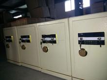 Wholesale Metal electronic lock two door bank money safes ...