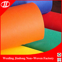 Raw Material Factory For Sale Shoes And Bags Material Polypropylene Non-woven Fabric